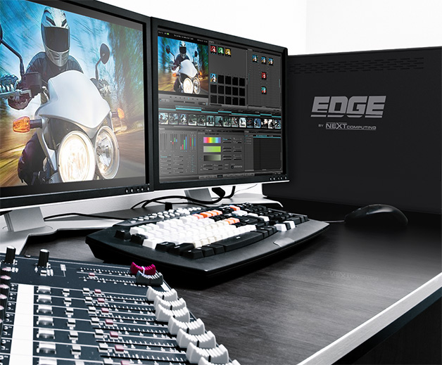 Edge for Video Post-Production