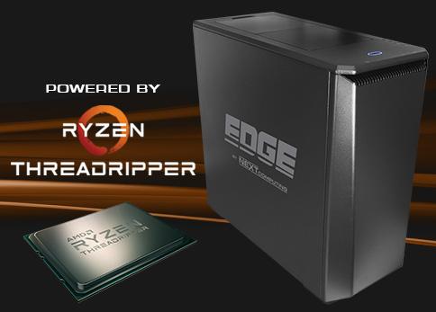 Edge with AMD Ryzen Threadripper